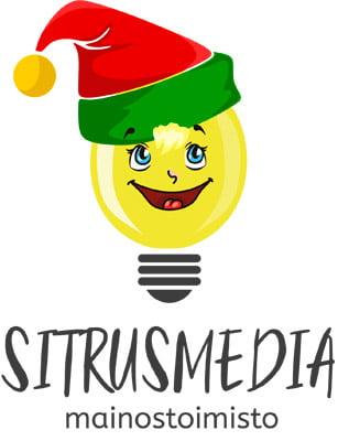 Mainostoimisto Sitrusmedian joulutervehdys