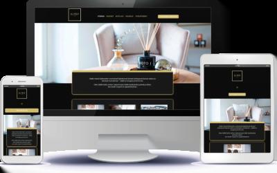 WordPress-kotisivut ja logosuunnittelu aloittavalle yritykselle