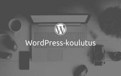 WordPress-koulutus