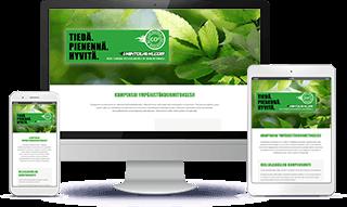 Huonekalutehdas Seppänen WordPress-verkkokauppa referenssi