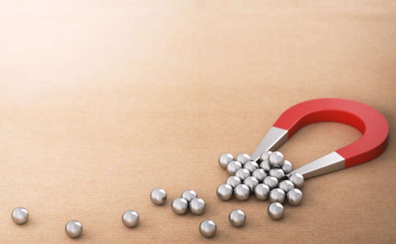 Sisältömarkkinointi toimii kuin magneetti